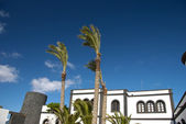 Old Canary Island Buildings — Stock Photo