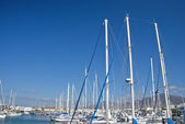 Yacht Marina — Stock Photo