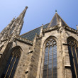 Stock Photo: Cathedral of Vienna
