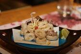 Squid salad — Stock Photo