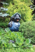 Garden statue — Stock Photo