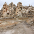 The ways of Cappadocia - Stock Photo