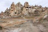 The ways of Cappadocia — Stock Photo