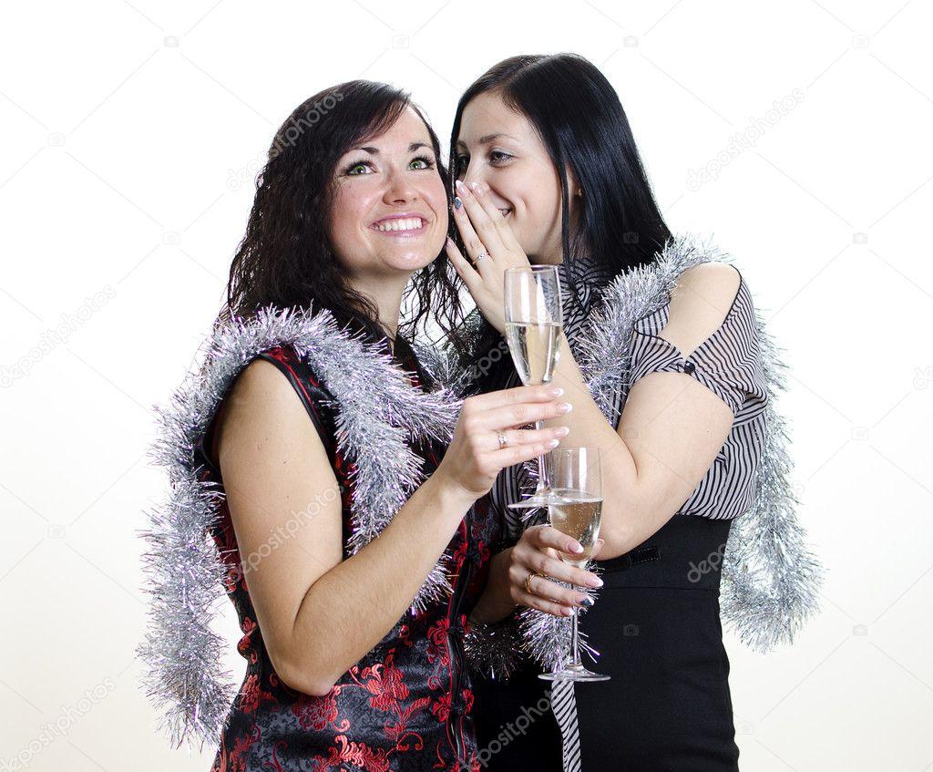 Фото русских девушек на вечеринке 2 фотография