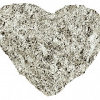 Heart of foil — Stock Photo #8039617