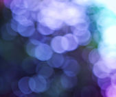 Colorful blurred background in blue colors — Stock Photo