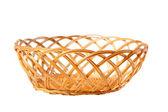 Old fashioned basket — Stock Photo