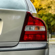Stock Photo: Taillight