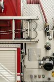 Equipos de bomberos — Foto de Stock