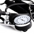 Sphygmomanometer — Stock Photo