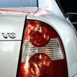Close-up of taillight — Stock Photo