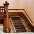 Stock Photo: Vintage staircase