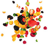 Fruit mix — Photo