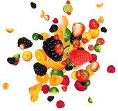 Fruit mix — Stock Photo