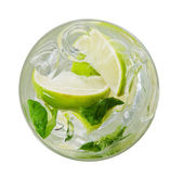 Verre de mojito — Photo
