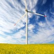 Stock Photo: Windmill