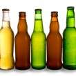 Beers bottles — Stock Photo