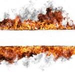 Fire stripe — Stock Photo #8953498