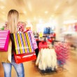 Shopping — Stock Photo #8984910