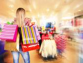 Shopping — Foto Stock
