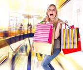 Ir de compras — Foto de Stock