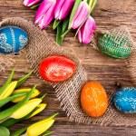 Easter still life — Stock Photo #9445703