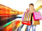 Einkaufen — Stockfoto