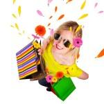 Happy shopping — Stock Photo #9670306