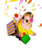 Happy shopping — Stock Photo