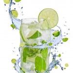 Mojito drink — Stock Photo #9804430