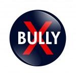 No Bully button — Stock Photo