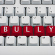Stock Photo: Bullying on Internet