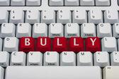 Bullying en internet — Foto de Stock