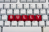 Bullying on the Internet — Foto de Stock
