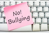 Stop internet bullying — Stock Photo