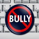 Stop internet bullying — Stock Photo