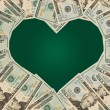 Love of Money — Stock Photo