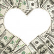 Love of money — Stock Photo #9127566