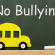 Stock Photo: No bullying allowed