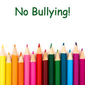No Bullying — Stock Photo