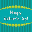 Happy Father's Day! — Stock Vector