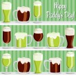 Happy Paddy's Day! — Stock Vector