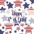 Happy 4th of July! — Stock Vector #10254354