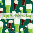 Happy Paddy's Day! - Stock Vector