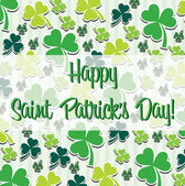 Happy Paddy's Day! — Stock Vector