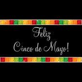 Cinco de Mayo chili greeting cards in vector format. — Stock vektor