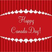 Happy Canada Day! — Stock Vector
