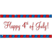 Happy 4th of July! — Stock Vector