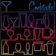 Cocktails! - Stock Vector