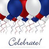 庆祝! — 图库矢量图片